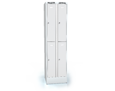 Divided cloakroom locker ALSIN 1920 x 500 x 500