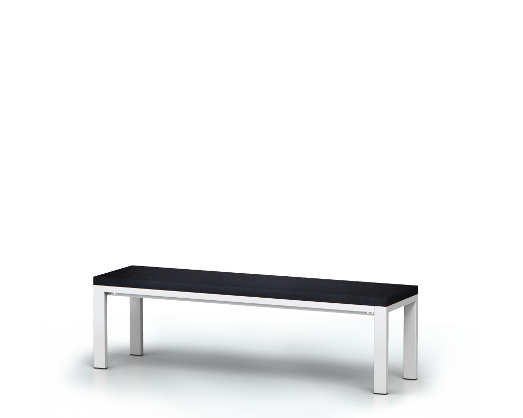 Benches - Artificial leather 420 x 1500 x 400