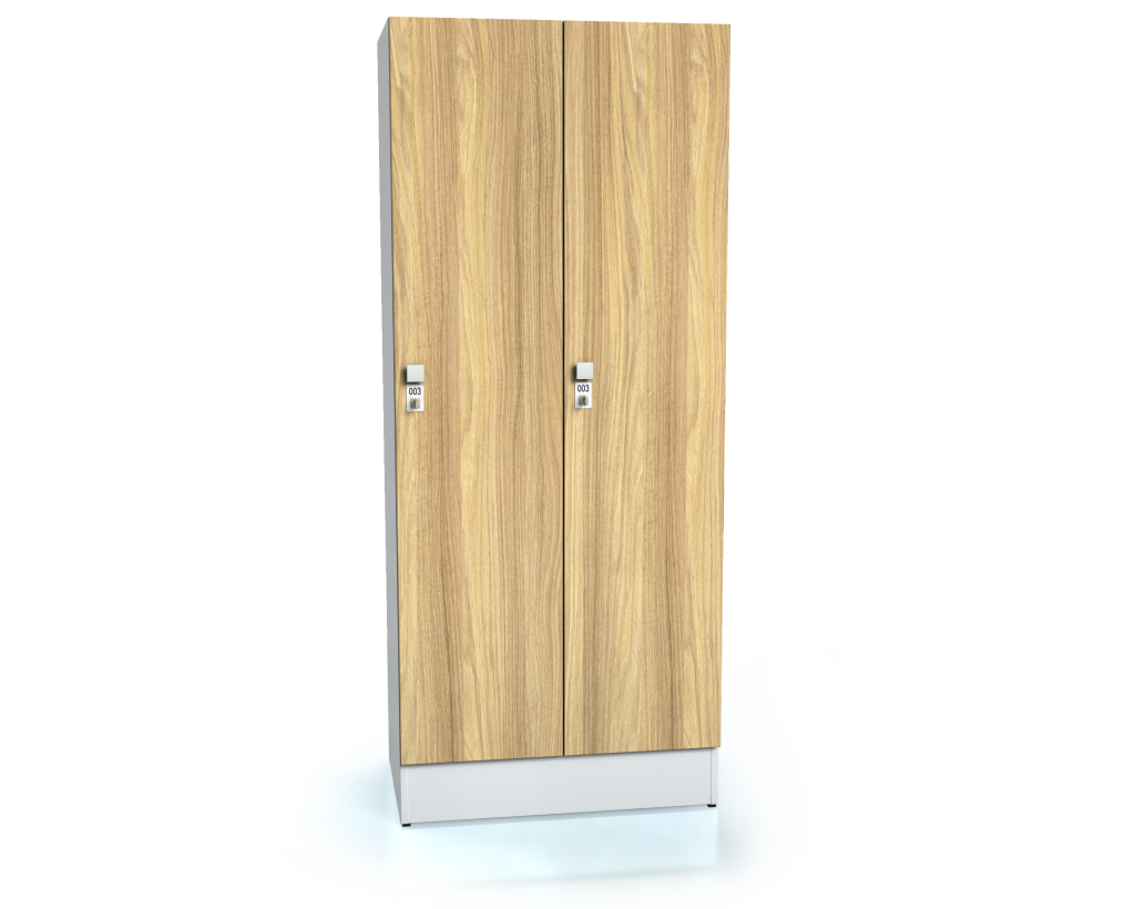 Premium lockers ALFORT DD 1920 x 800 x 520