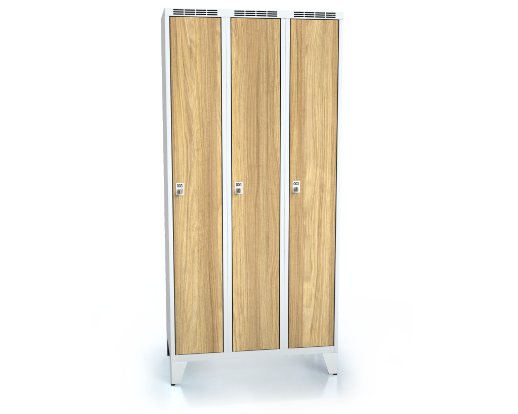 Cloakroom locker ALDERA with feet 1920 x 900 x 500