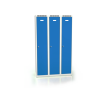 Cloakroom locker reduced height ALSIN 1500 x 900 x 500