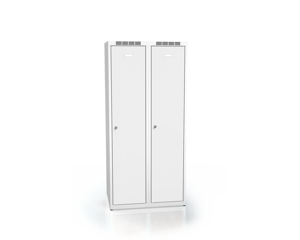 Cloakroom locker reduced height ALDOP 1500 x 700 x 500