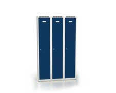 Cloakroom locker reduced height ALDOP 1500 x 900 x 500
