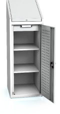 System cupboard UNI 1410 x 490 x 500 - shelves-drawers