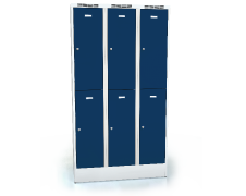 Divided cloakroom locker ALDOP 1920 x 1050 x 500