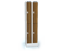 Divided cloakroom locker ALDERA 1920 x 500 x 500