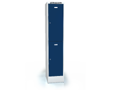Divided cloakroom locker ALDUR 1 1920 x 400 x 500