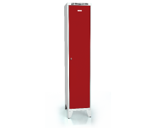 Cloakroom locker ALDOP with feet 1920 x 400 x 500