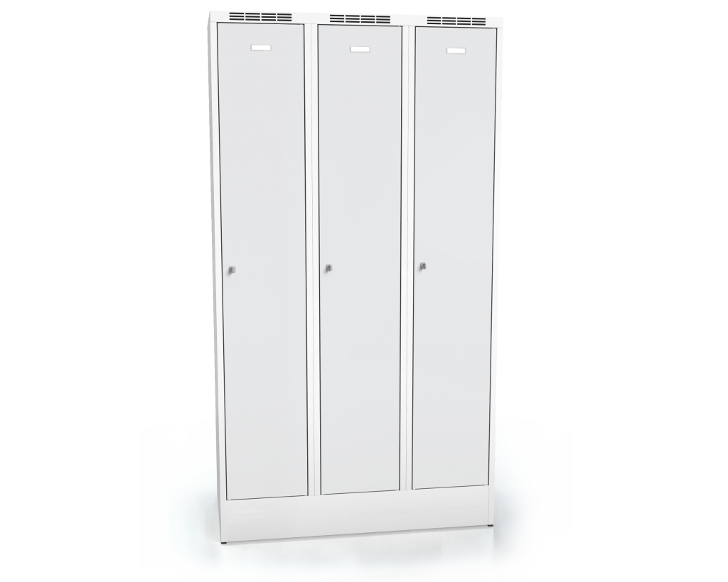 Cloakroom locker ALSIN 1920 x 1050 x 500
