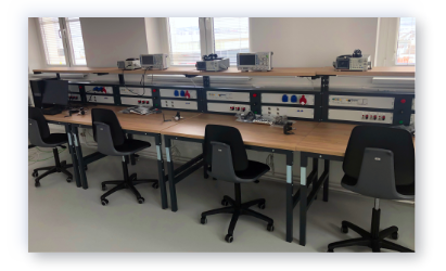 ALSOR Workbenches for Electrical Classroom
