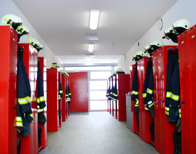 Changing Rooms for Berthelsdorf Fire Station
